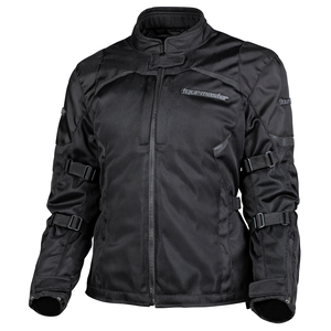 Tour Master Women's Intake Air V6 Jacket-Black
