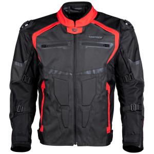 Cortech Hyper-Tec Motorcycle Jacket-Red