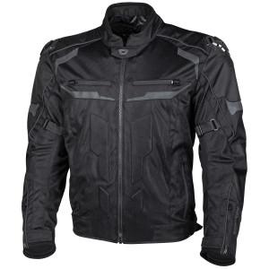 Cortech Hyper-Flo Air Motorcycle Jacket-Black