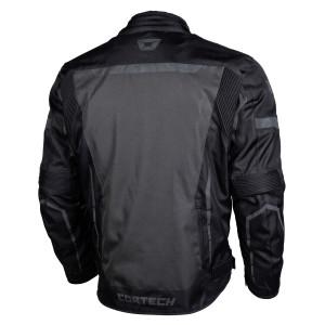 Cortech Aero-Tec Motorcycle Jacket-Gun Metal