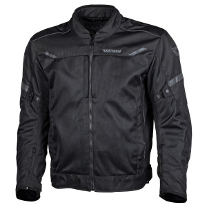 Cortech Aero-Tec Motorcycle Jacket-Black