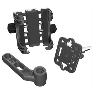 Kuryakyn Tech-Connect Universal Clutch/Brake Perch Mount