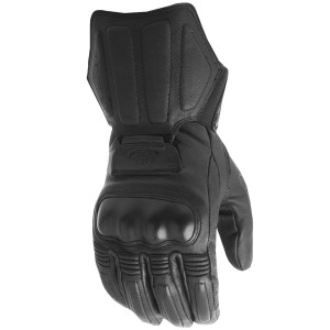 Highway 21 Deflector Cold Weather Leather Motorcycle Gloves