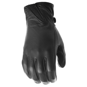 Highway 21 Women's Roulette Leather Motorcycle Gloves