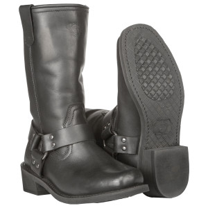 Highway 21 Spark Harness Motorcycle Riding Boots