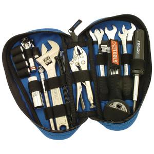 CruzTools RoadTech Teardrop Tool Kit for Harley Davidson