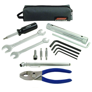 CruzTools Speedkit Compact Tool Kit for European Motorcycles