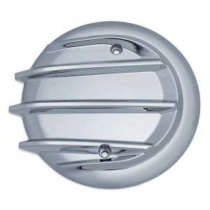 Kuryakyn Tri-Fin Primary Cover Cap For 2014-2020 Indian Motorcycles - Chrome