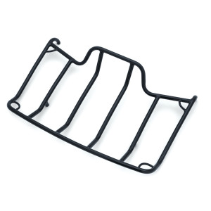 Kuryakyn Luggage Rack For 1980-2018 Harley Davidson Touring / Trike Motorcycles - Black