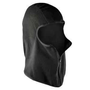 Zan Headgear Fleece Balaclava Face Mask with Zipper