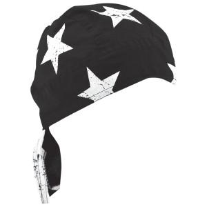 Zan Headgear American Flag Flydanna