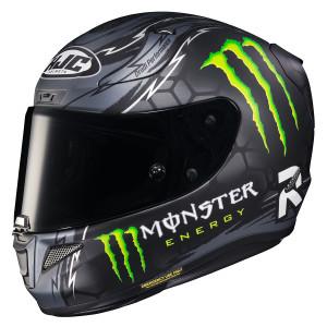 HJC RPHA 11 Pro Crutchlow Black Helmet