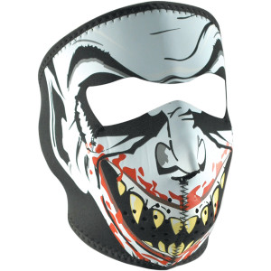 Zan Headgear Glow Vampire Face Mask