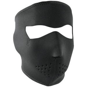 Zan Headgear Black Small Face Mask