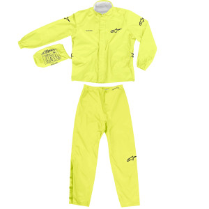 Alpinestars Quick Seal Rainsuit - Yellow