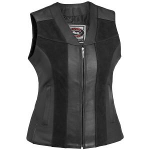 River Road Santa Rosa Leather Vest