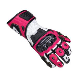 Cortech Women's V1 RR Gloves-Ruby