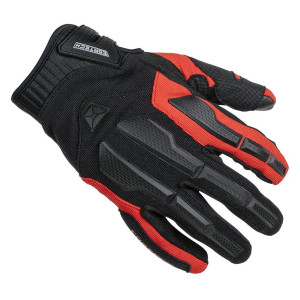 Cortech Aero-Tec Gloves-Red