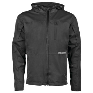 Speed and Strength Fame and Fortune Textile Jacket - Black