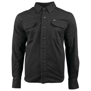 Speed and Strength Call To Arms 2.0 Moto Shirt - Black