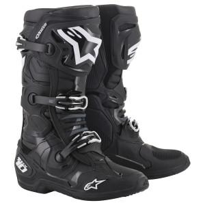 Alpinestars Tech 10 Boots-Black