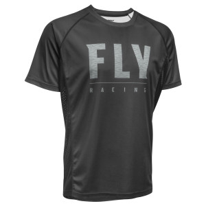 Fly 2020 Super D Jersey - Black