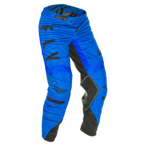 Fly Youth Kinetic Mesh Pants - Black/Blue