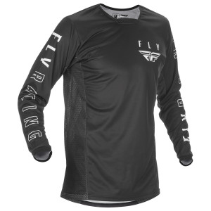 Fly Kinetic K121 Jersey - Black
