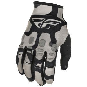 Fly Youth Kinetic K221 Gloves - Black/Grey