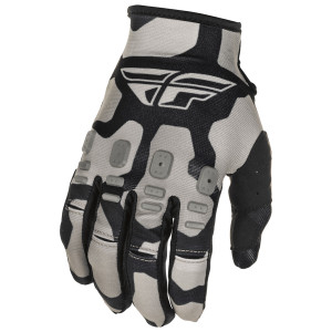 Fly Youth Kinetic K221 Gloves - Black/Grey