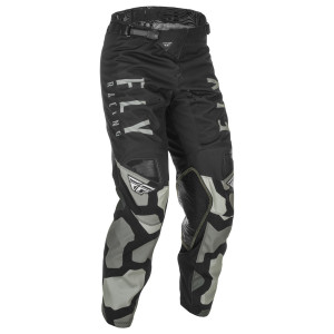 Fly Youth Kinetic K221 Pants - Black/Grey