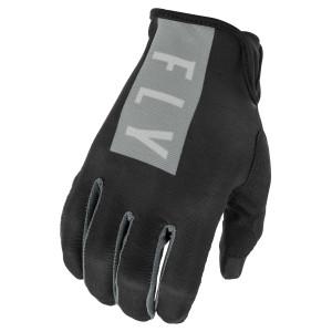 Fly Girl's Lite Gloves - Black/Grey