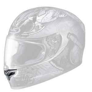 HJC FG-17 Valhalla Helmet Lower Vent