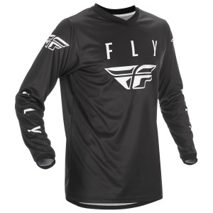 Fly 2020 Universal Jersey - Black