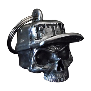 Bravo Bells FTW Skull Hat 3D Bell