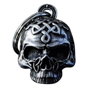 Bravo Bells Celtic Skull 3D Bell