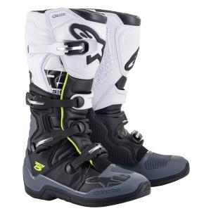 Alpinestars Tech 5 Boots-Black/White