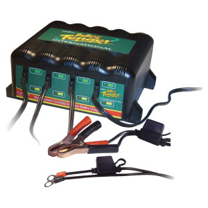 Battery Tender 4 Bank Battery Charger