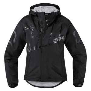 Icon Women's PDX 2 Waterproof Jacket - Black
