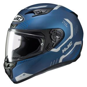 HJC i10 Maze Helmet - Blue