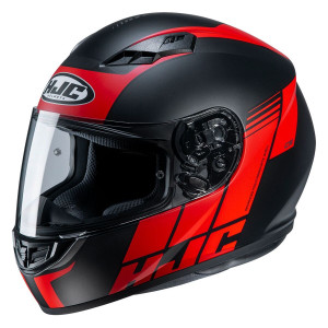 HJC CS-R3 Mylo Helmet - Black/Red