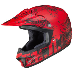 HJC Youth CL-XY 2 Creeper Helmet - Red