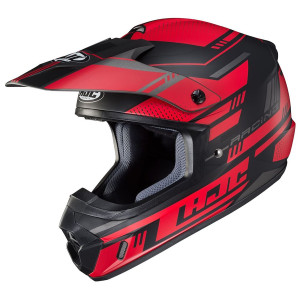 HJC CS-MX 2 Trax Helmet - Red
