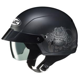 HJC Women's IS-Cruiser Fior Helmet - Black