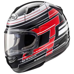 Arai Signet-X Impulse Helmet - Black/Red