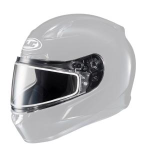 HJC HJ-09 Frameless Dual Lens Clear Shield