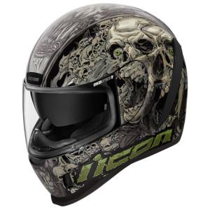 Icon Airform Parahuman Helmet - Black