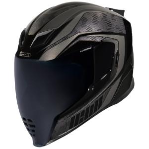 Icon Airflite Raceflite Helmet - Black