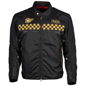 Cortech Hi-Boy Jacket-Black