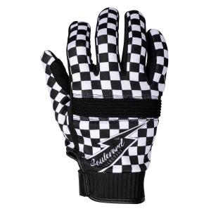 Cortech Thunderbolt Gloves-Black/White